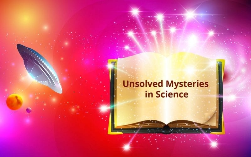 Mysteries in Science