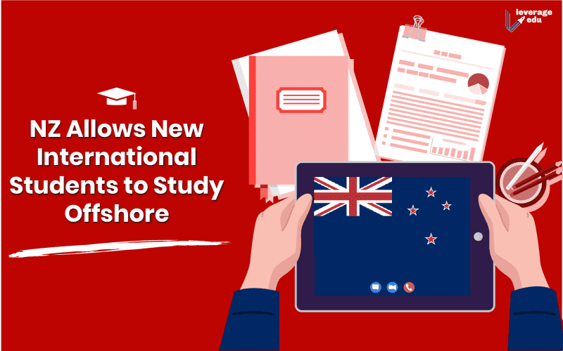 NZ Allows International Students to Study Offshore