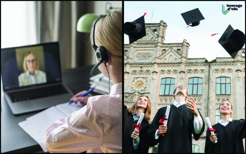 Online Degree vs Studying Abroad