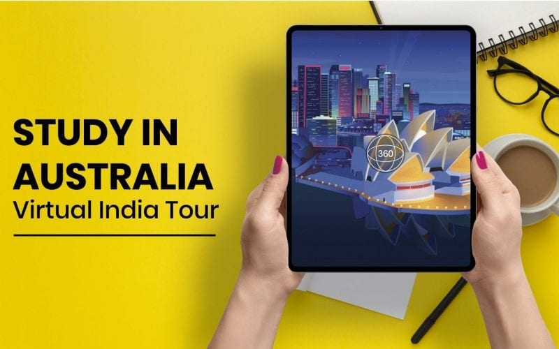 Study in Australia - Virtual India Tour