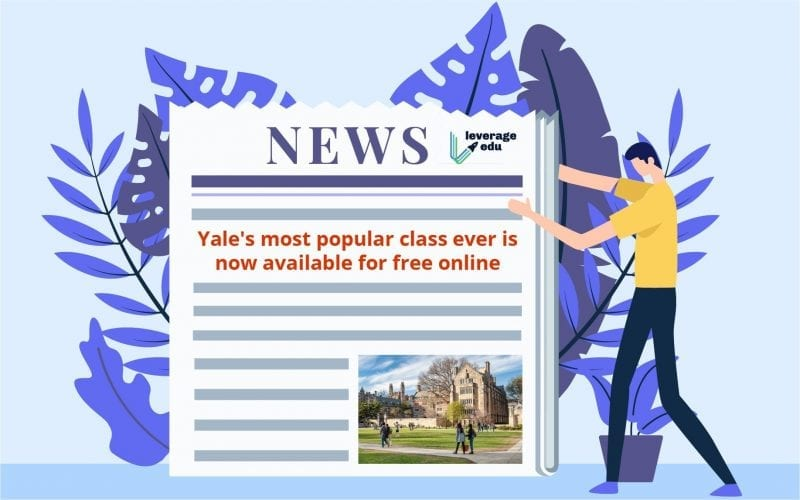 Yale's most popular class ever