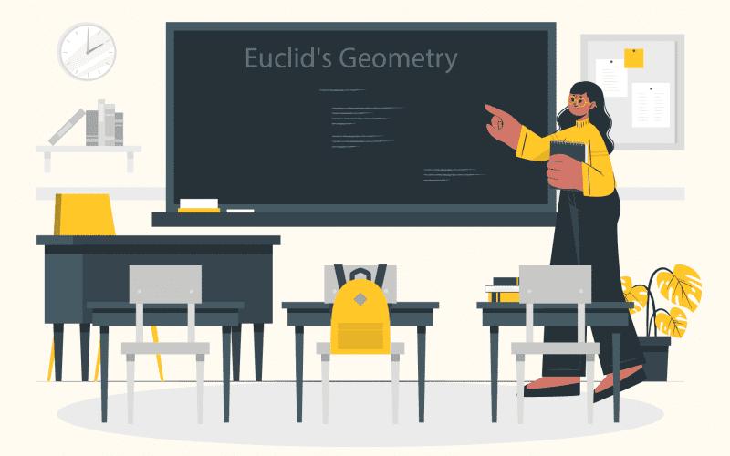 euclid's geometry class 9