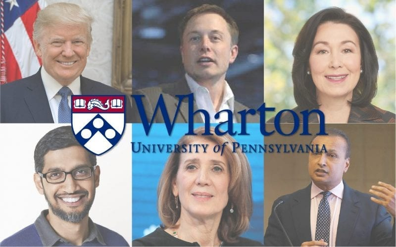 wharton alumni