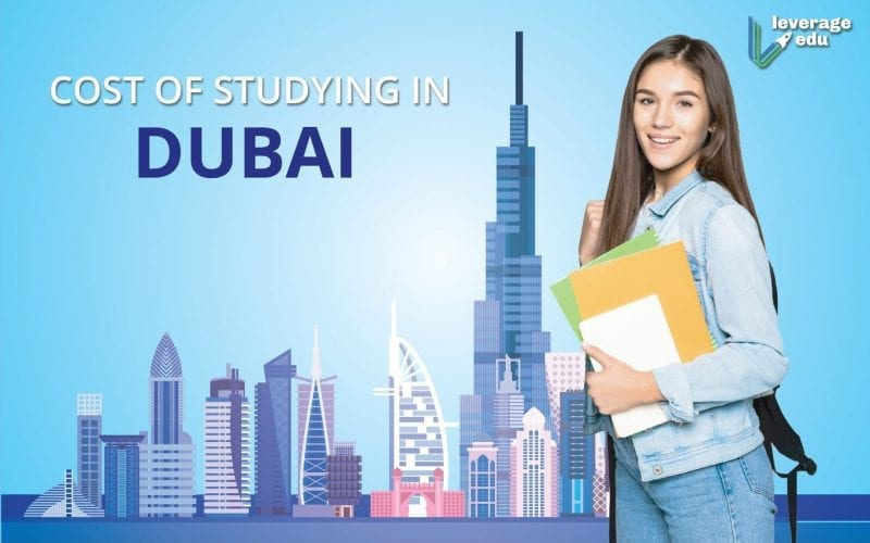 Cost of Studying in Dubai
