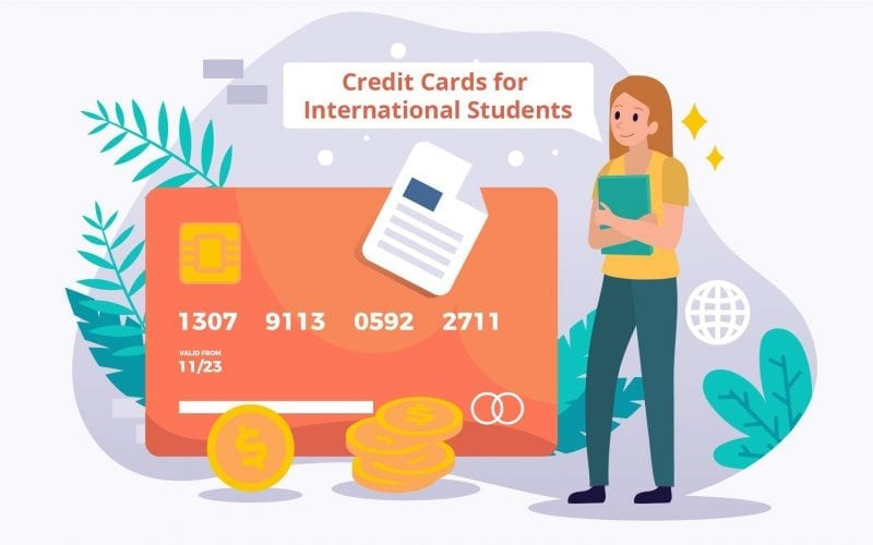 Credit cards for international students