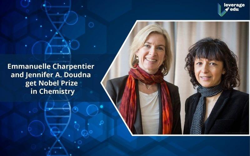 Emmanuelle Charpentier and Jennifer A. Doudna Get Nobel Prize in Chemistry