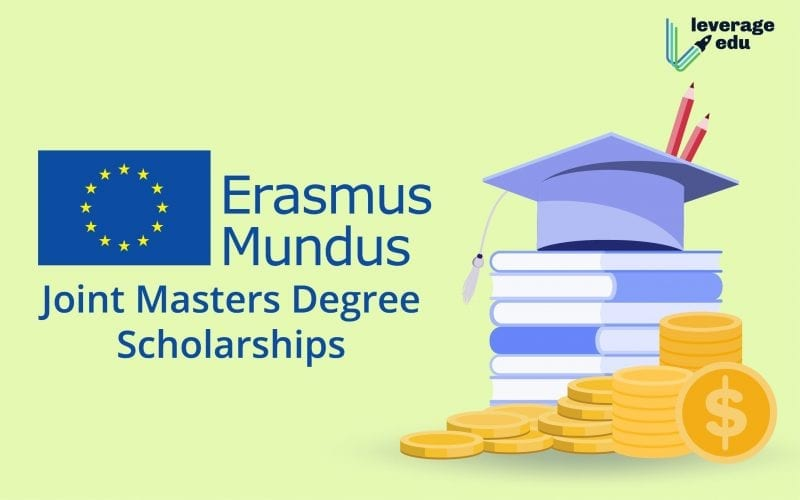 Erasmus Mundus Joint Masters Degree Scholarships