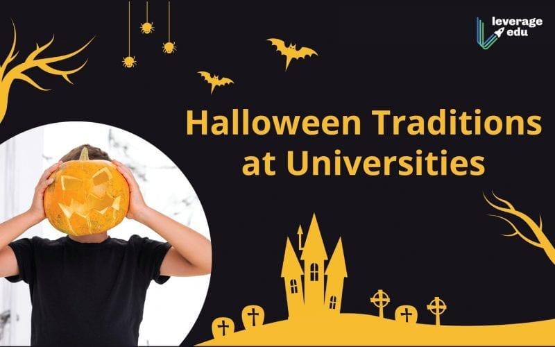 Halloween Traditions at Universities