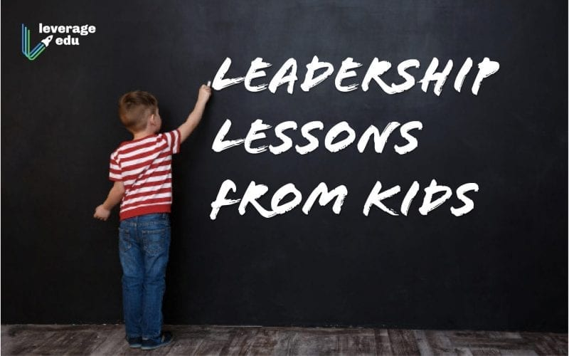 Leadership Lessons from Kids