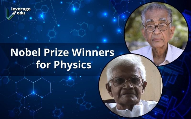 Nober Prize Winners for Physics