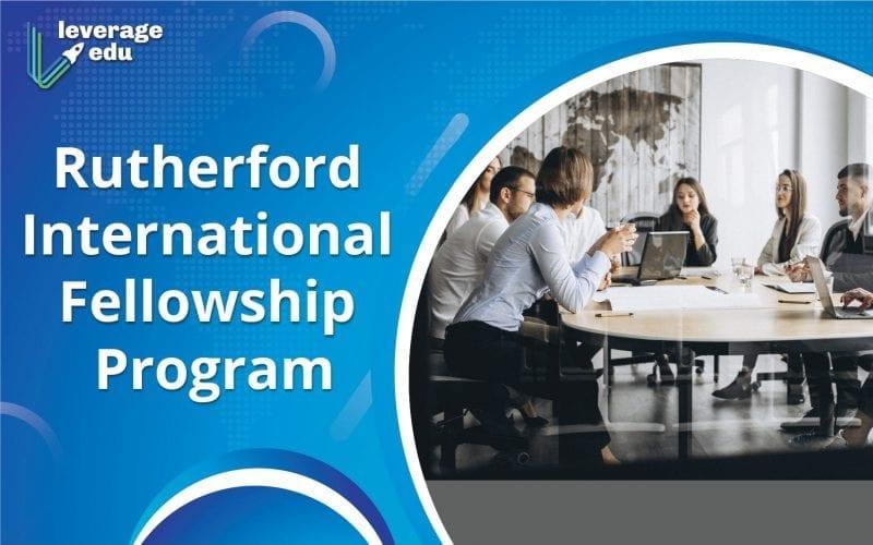 Rutherford International Fellowship Program