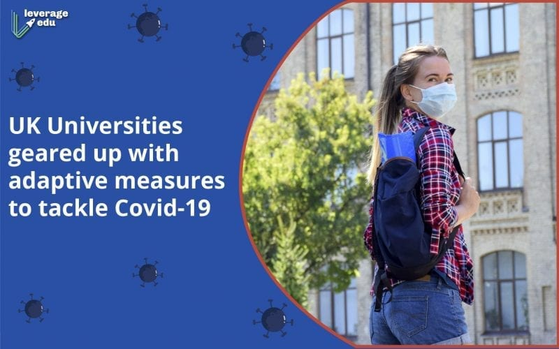 UK Universities adapting fast to the pandemic