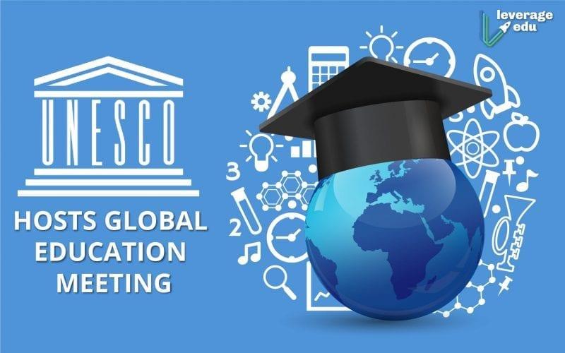 UNESCO hosts Global Education Meeting-