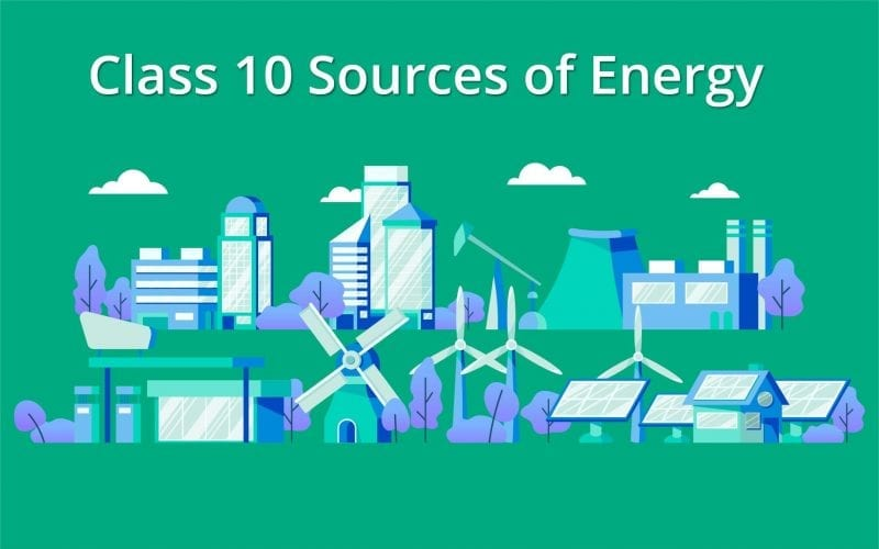 Class 10 Sources of Energy