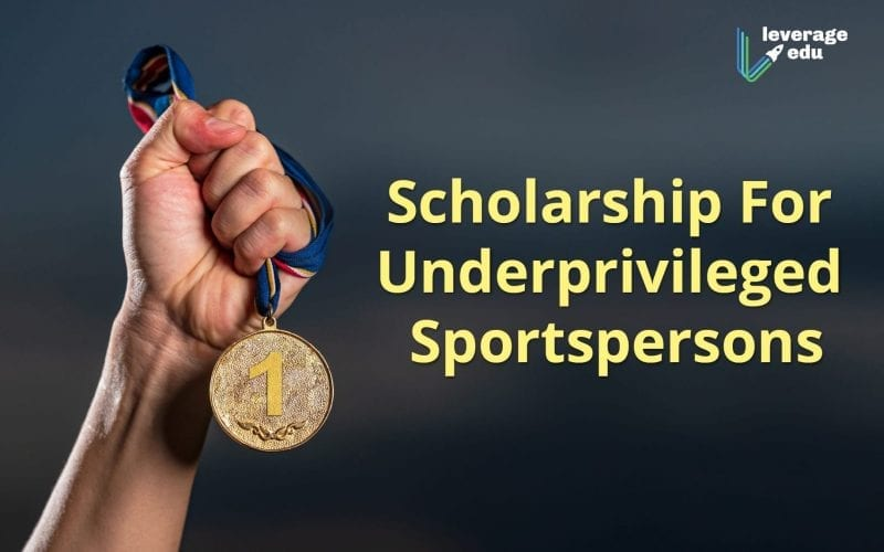 Scholarship for Underprivileged Sports Athletes