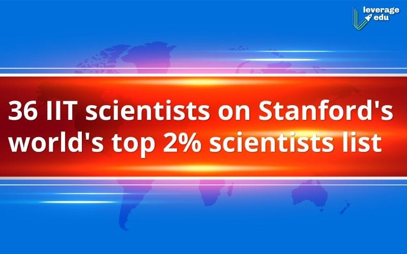 Stanford's world's top 2% scientists