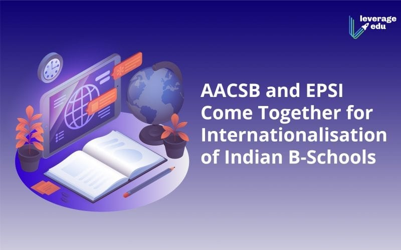 AACSB and EPSI Come Together for Internationalisation of Indian B-Schools