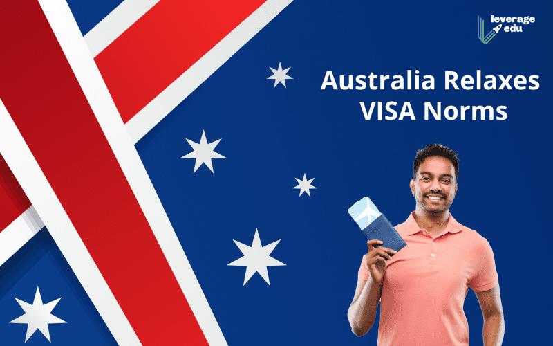 Australia Relaxes Visa Norms