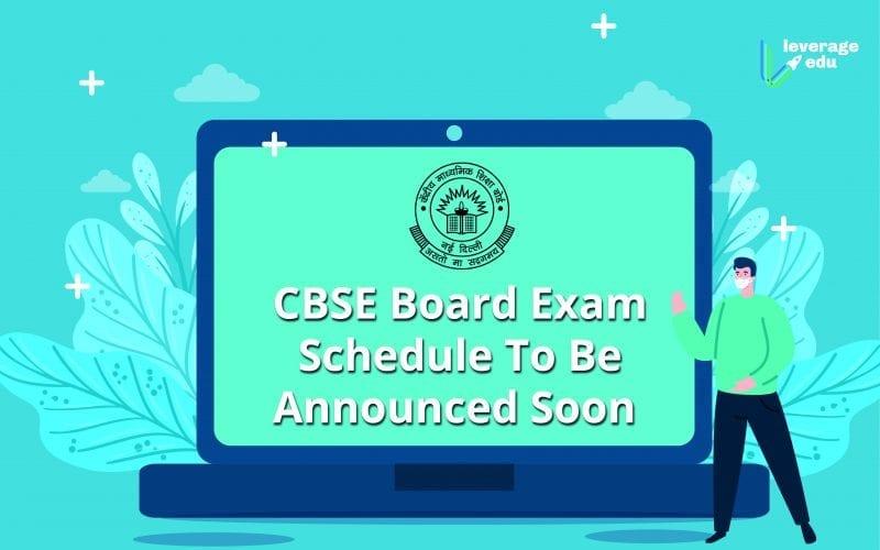 CBSE Board Exam Schedule