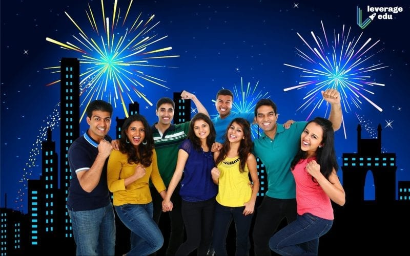 Diwali at the top universities in the world