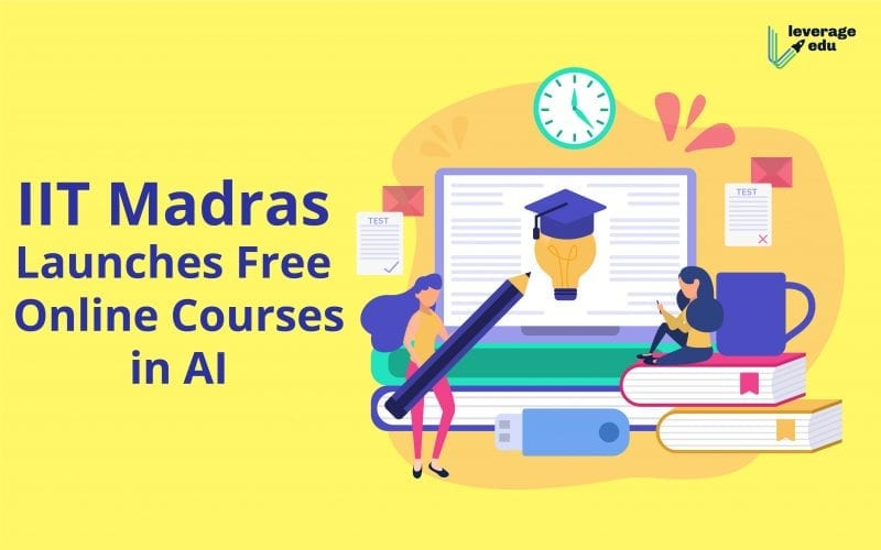 Free Online Courses in AI by IIT-M