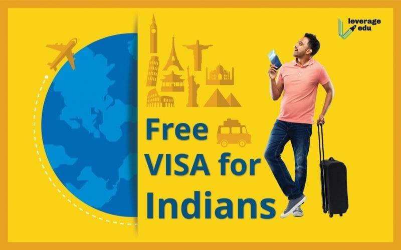 Free Visa for Indian
