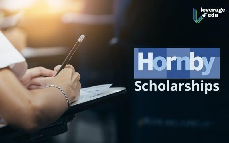 Hornby Scholarship