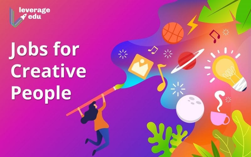Jobs for Creative People