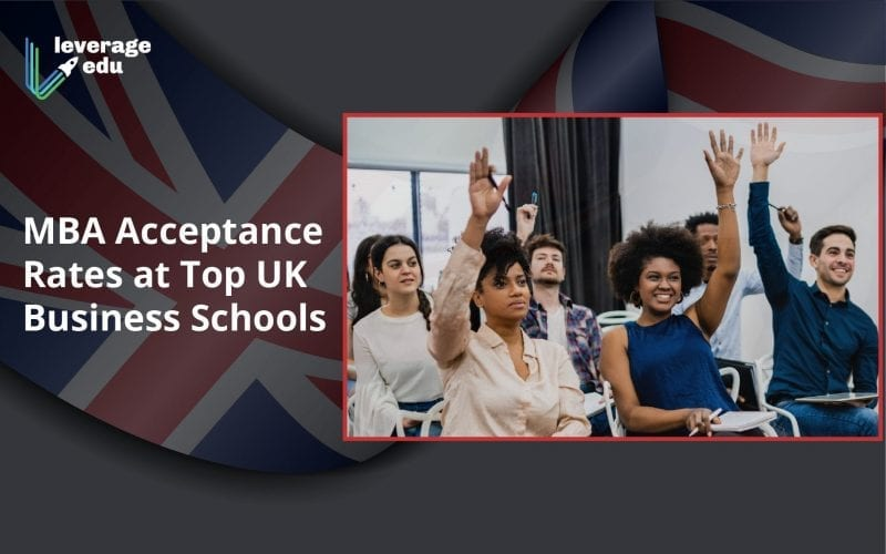 MBA Acceptance Rates at Top UK Business Schools