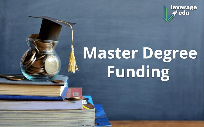 Masters Degree Funding