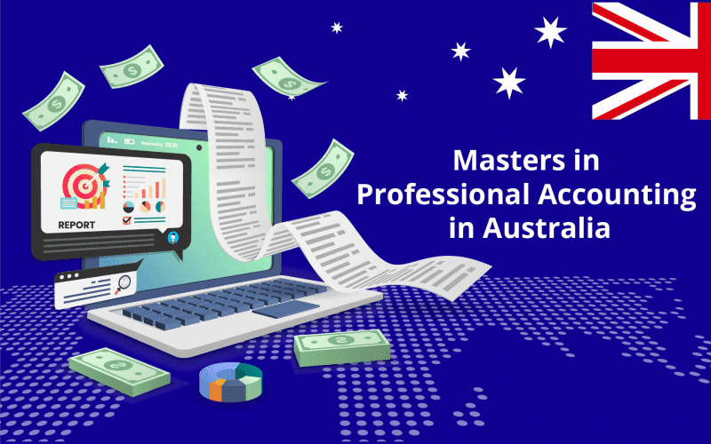 Masters of Professional Accounting in Australia