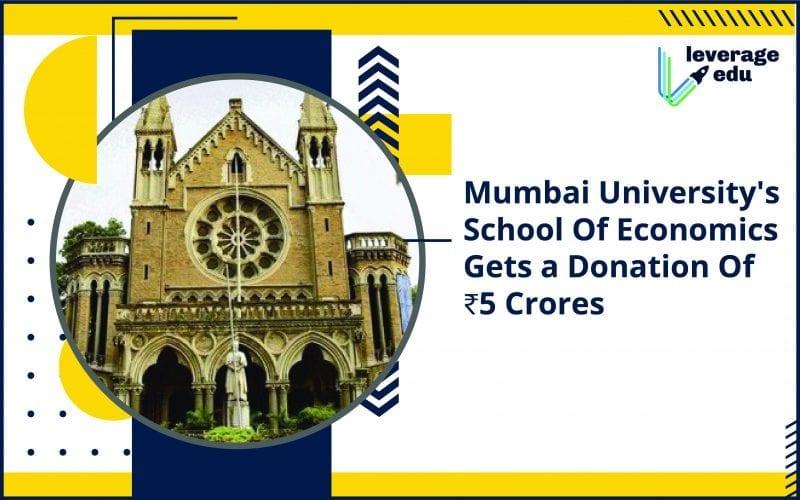 Mumbai University's School of Economics