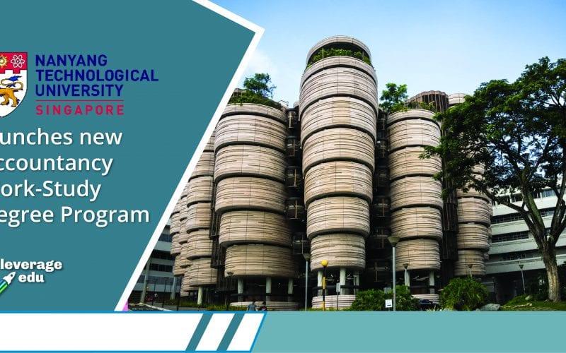 NTU Singapore launches new Accountancy Work-Study Degree Program