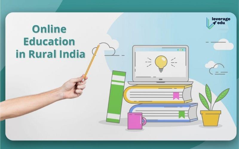 Online Education in Rural India