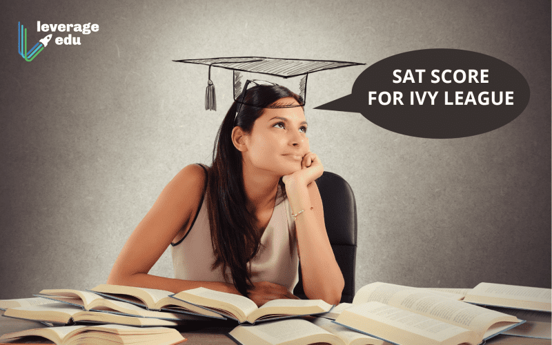 SAT Score for Ivy League