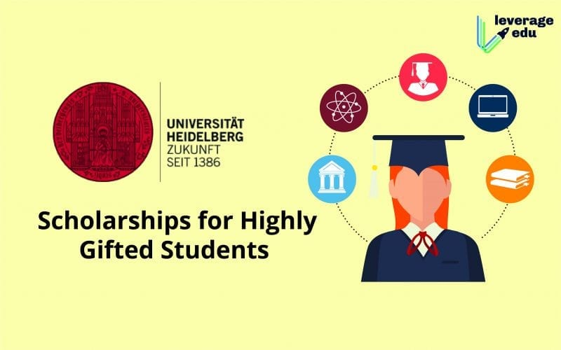 Scholarships for Highly Gifted Students at Universität Heidelberg