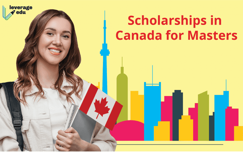 Scholarships in Canada for Masters