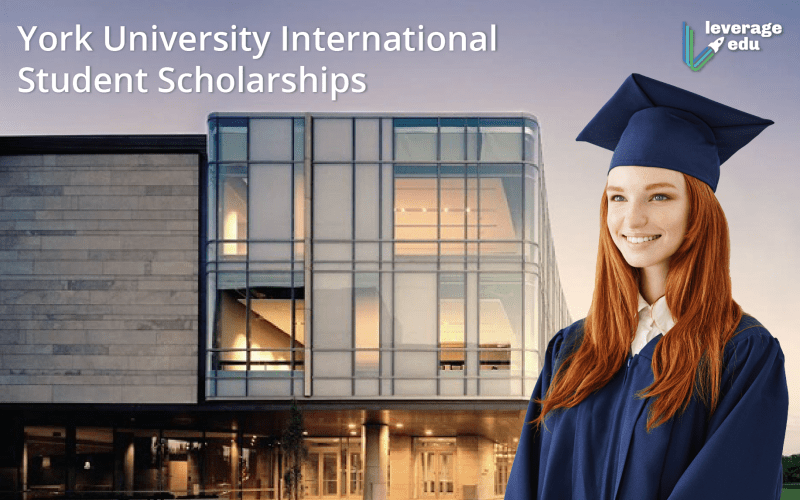 York University International Student Scholarships