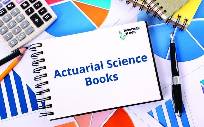 actuarial science books