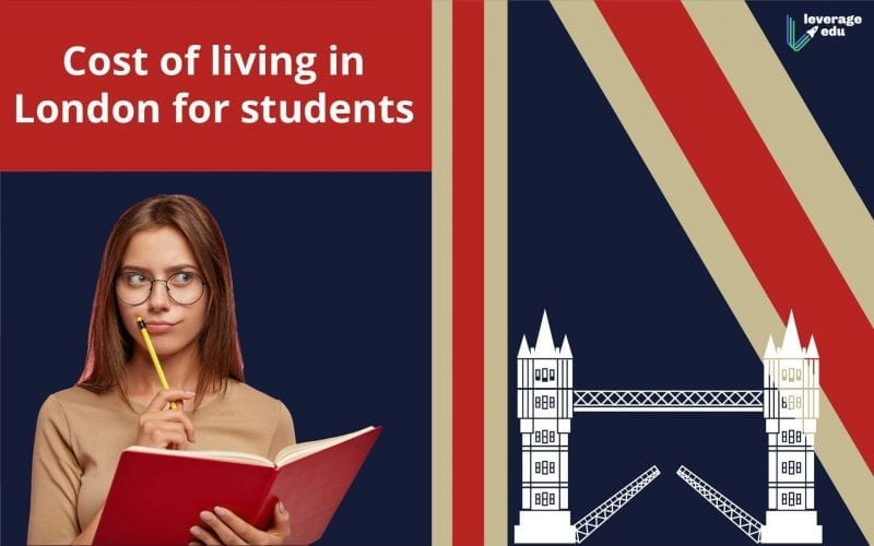 Cost of Living in London for Students