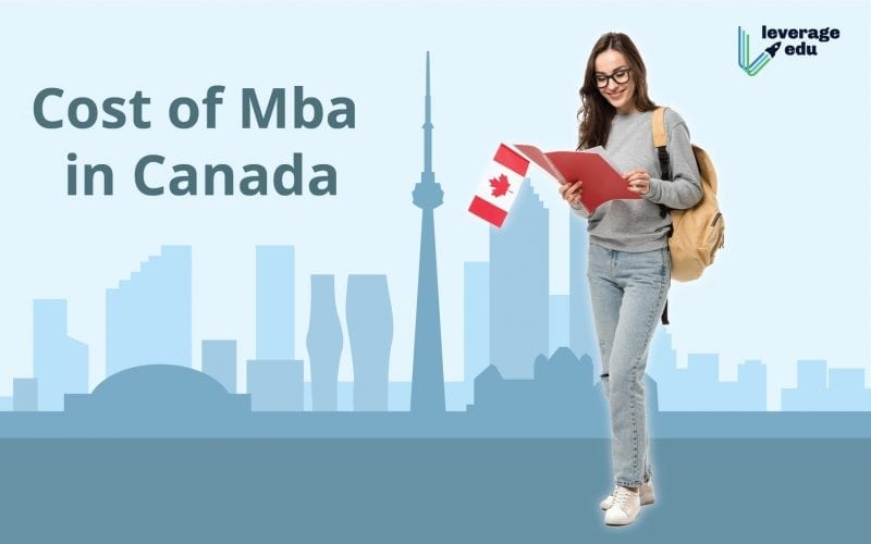 cost of mba in canada