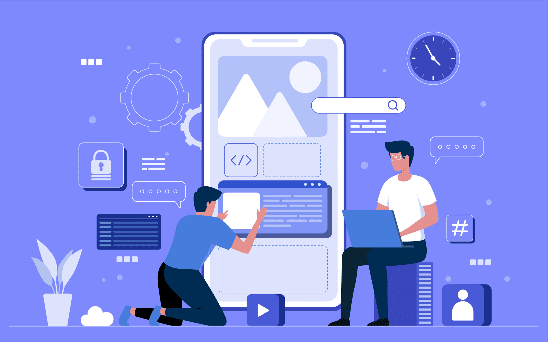 How To Become A Mobile App Developer? - Leverage Edu