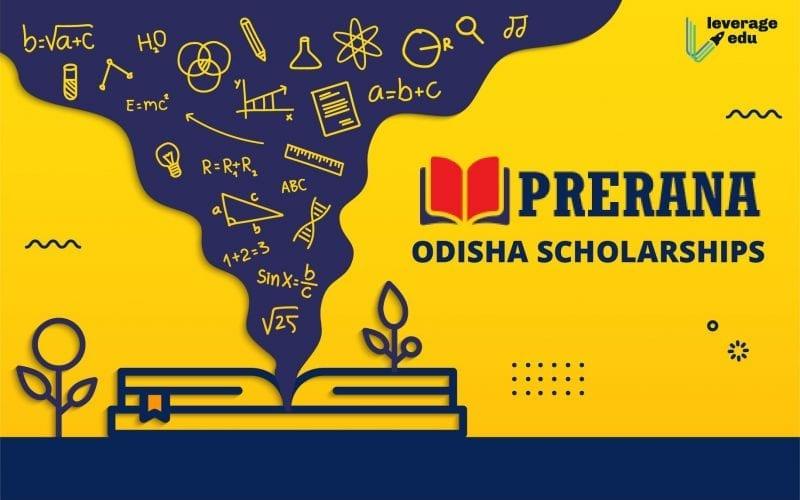 prerana odisha scholarships