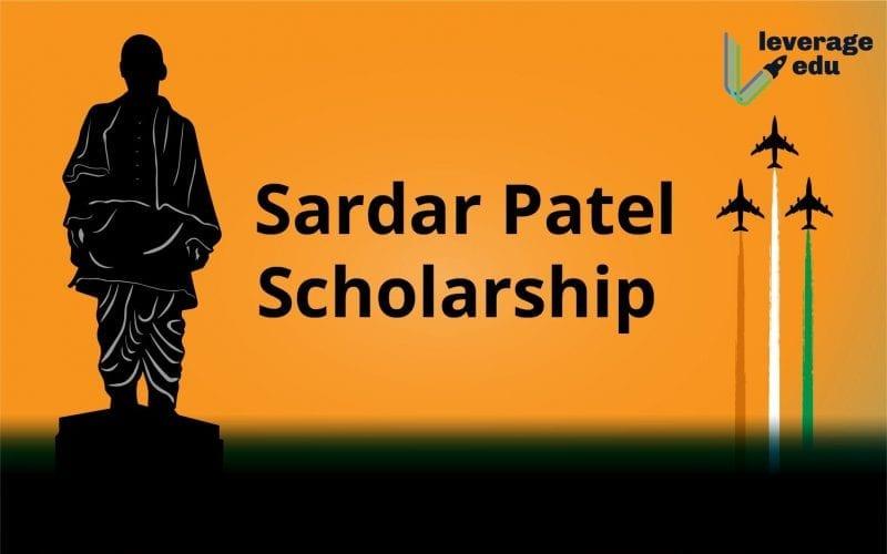 sardar patel scholarship