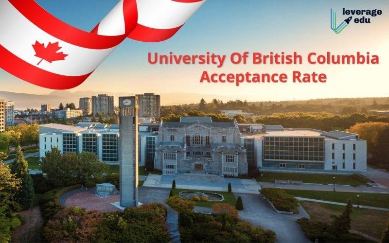 University of British Columbia Acceptance Rate