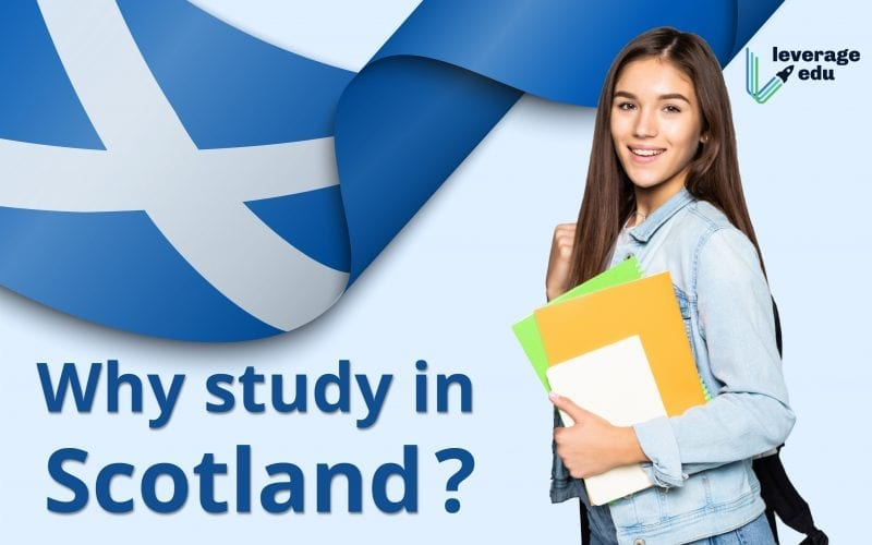 Why study in Scotland