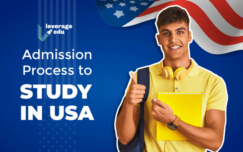 Admission Process to Study in USA