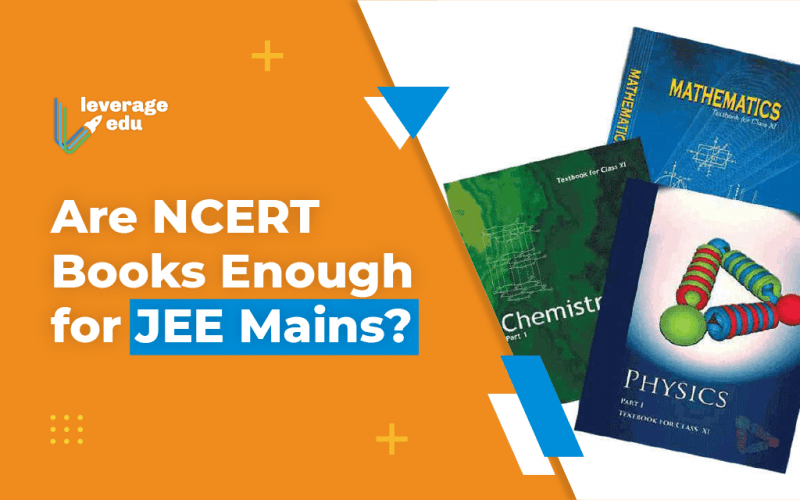 NCERT Books for JEE Mains
