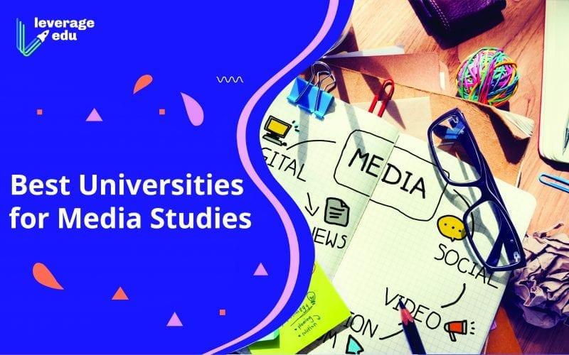Best Universities for Media Studies