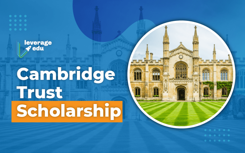 Cambridge Trust Scholarship